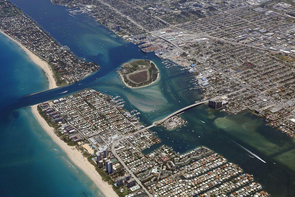 North Palm Beach in Palm Beach County, Florida
