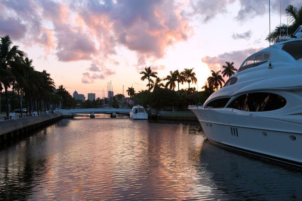 North Lauderdale in Broward County, Florida