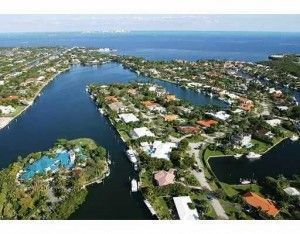 Cutler Bay in Miami-Dade County, Florida