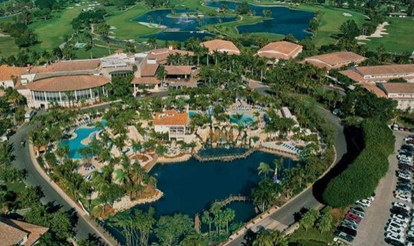 Doral in Miami-Dade County, Florida